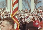 Image of John F Kennedy Veterans Day ceremony Virginia United States USA, 1963, second 43 stock footage video 65675022002