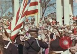 Image of John F Kennedy Veterans Day ceremony Virginia United States USA, 1963, second 44 stock footage video 65675022002