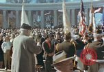 Image of John F Kennedy Veterans Day ceremony Virginia United States USA, 1963, second 47 stock footage video 65675022002