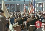 Image of John F Kennedy Veterans Day ceremony Virginia United States USA, 1963, second 48 stock footage video 65675022002