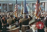 Image of John F Kennedy Veterans Day ceremony Virginia United States USA, 1963, second 49 stock footage video 65675022002