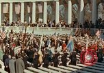 Image of John F Kennedy Veterans Day ceremony Virginia United States USA, 1963, second 57 stock footage video 65675022002