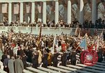 Image of John F Kennedy Veterans Day ceremony Virginia United States USA, 1963, second 58 stock footage video 65675022002