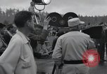 Image of Audie Murphy Fort Lewis Washington USA, 1954, second 42 stock footage video 65675022006