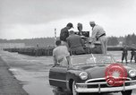 Image of Audie Murphy Fort Lewis Washington USA, 1954, second 49 stock footage video 65675022006