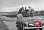 Image of Audie Murphy Fort Lewis Washington USA, 1954, second 51 stock footage video 65675022006