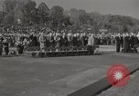 Image of Marine Corps War Memorial Arlington Virginia USA, 1954, second 20 stock footage video 65675022014