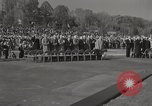 Image of Marine Corps War Memorial Arlington Virginia USA, 1954, second 22 stock footage video 65675022014