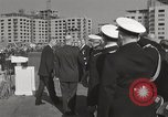Image of Marine Corps War Memorial Arlington Virginia USA, 1954, second 40 stock footage video 65675022014