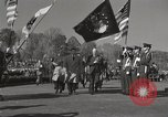 Image of Marine Corps War Memorial Arlington Virginia USA, 1954, second 45 stock footage video 65675022014