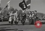 Image of Marine Corps War Memorial Arlington Virginia USA, 1954, second 46 stock footage video 65675022014