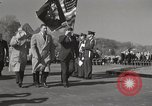 Image of Marine Corps War Memorial Arlington Virginia USA, 1954, second 47 stock footage video 65675022014