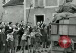 Image of 3rd Armored Division Paris France, 1944, second 10 stock footage video 65675022016