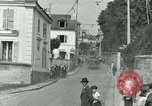 Image of 3rd Armored Division Paris France, 1944, second 16 stock footage video 65675022017
