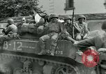 Image of 3rd Armored Division Paris France, 1944, second 54 stock footage video 65675022017
