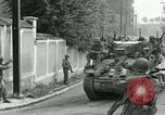 Image of 3rd Armored Division Paris France, 1944, second 58 stock footage video 65675022017