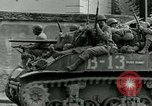 Image of 3rd Armored Division Paris France, 1944, second 61 stock footage video 65675022017