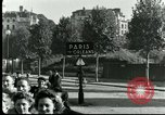 Image of French civilians Paris France, 1944, second 3 stock footage video 65675022022