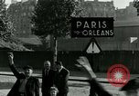 Image of French civilians Paris France, 1944, second 9 stock footage video 65675022022