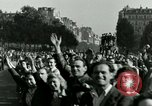 Image of French civilians Paris France, 1944, second 13 stock footage video 65675022022