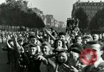 Image of French civilians Paris France, 1944, second 15 stock footage video 65675022022