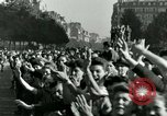 Image of French civilians Paris France, 1944, second 16 stock footage video 65675022022