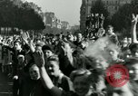 Image of French civilians Paris France, 1944, second 17 stock footage video 65675022022