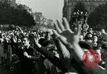 Image of French civilians Paris France, 1944, second 18 stock footage video 65675022022