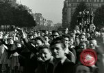 Image of French civilians Paris France, 1944, second 19 stock footage video 65675022022