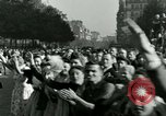 Image of French civilians Paris France, 1944, second 20 stock footage video 65675022022