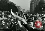 Image of French civilians Paris France, 1944, second 21 stock footage video 65675022022