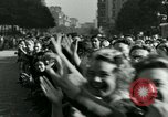 Image of French civilians Paris France, 1944, second 22 stock footage video 65675022022