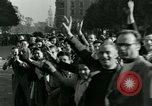 Image of French civilians Paris France, 1944, second 27 stock footage video 65675022022