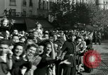 Image of French civilians Paris France, 1944, second 31 stock footage video 65675022022