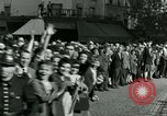 Image of French civilians Paris France, 1944, second 33 stock footage video 65675022022