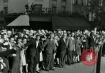 Image of French civilians Paris France, 1944, second 34 stock footage video 65675022022