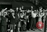 Image of French civilians Paris France, 1944, second 36 stock footage video 65675022022