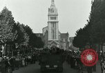 Image of French civilians Paris France, 1944, second 40 stock footage video 65675022022