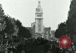 Image of French civilians Paris France, 1944, second 42 stock footage video 65675022022