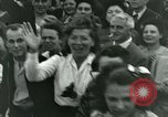 Image of French civilians Paris France, 1944, second 45 stock footage video 65675022022