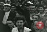 Image of French civilians Paris France, 1944, second 46 stock footage video 65675022022
