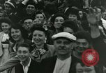 Image of French civilians Paris France, 1944, second 47 stock footage video 65675022022