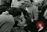 Image of French civilians Paris France, 1944, second 53 stock footage video 65675022022