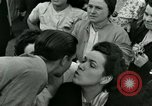 Image of French civilians Paris France, 1944, second 55 stock footage video 65675022022