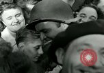 Image of French civilians Paris France, 1944, second 61 stock footage video 65675022022