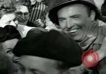 Image of French civilians Paris France, 1944, second 62 stock footage video 65675022022