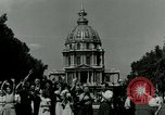 Image of French civilians Paris France, 1944, second 17 stock footage video 65675022023
