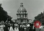 Image of French civilians Paris France, 1944, second 18 stock footage video 65675022023