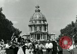 Image of French civilians Paris France, 1944, second 22 stock footage video 65675022023