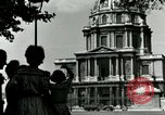 Image of French civilians Paris France, 1944, second 35 stock footage video 65675022023